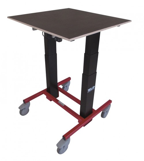 Table mobile ergonomique TME125
