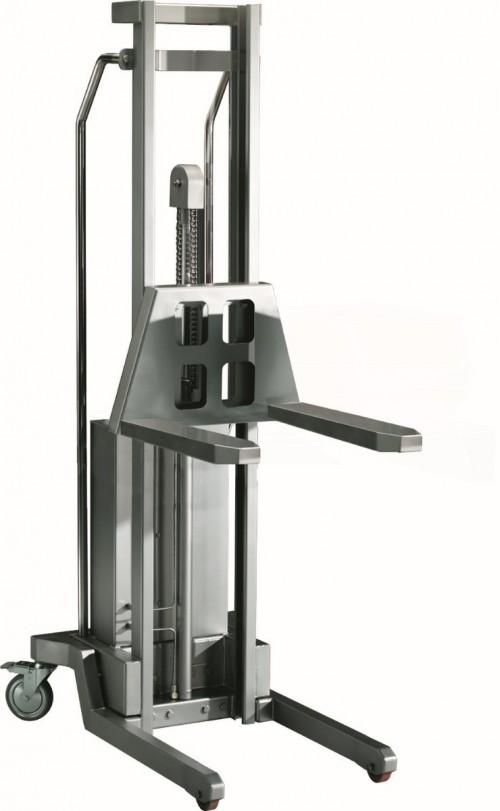 Gerbeur électro-hydraulique REFLEX200 inox