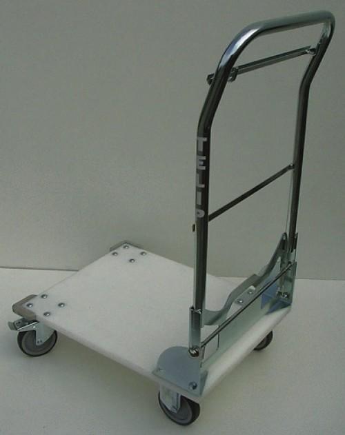 Chariot EASY à plateau polyethylène